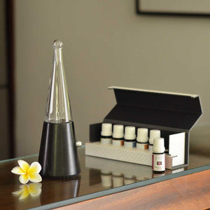Pure Essential Oil Blends by Organic Aromas