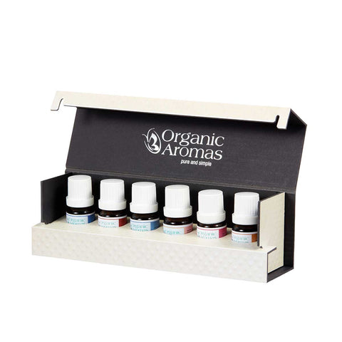 Designer Series Essential Oil Blends by Organic Aromas