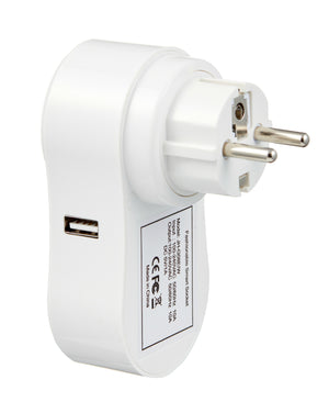 EU Wall Plug WiFi Smart Electrical Socket by Organic Aromas