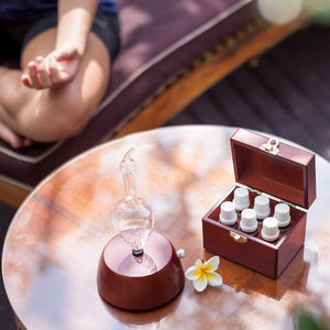 Essential Oil Diffuser Kit by Organic Aromas
