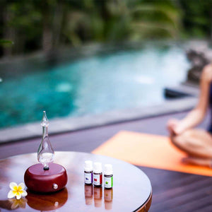 Yoga and Aromatherapy by Organic Aromas