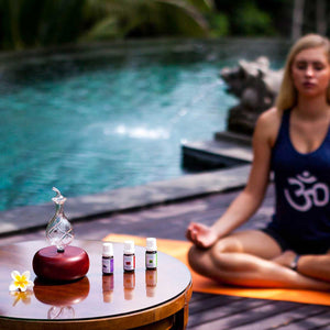 Yoga and Essential Oils by Organic Aromas