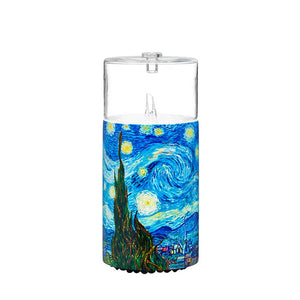 Vincent Van Gogh의 'Starry Night'on an Organic Aromas Nebulizing Diffuser