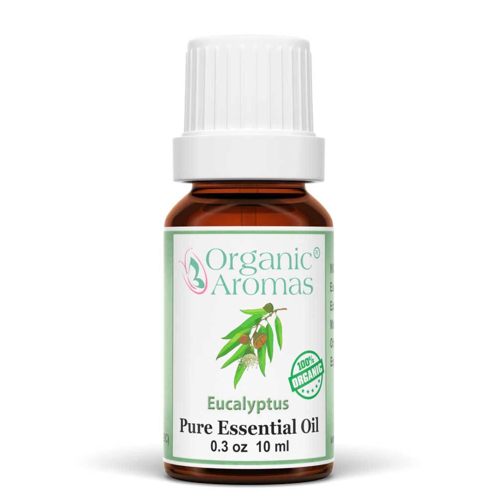 Eucalyptus Essential Oil 100% Pure Organic