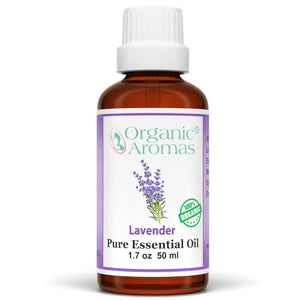 Lavender Essential Oil 100% Pure Organic