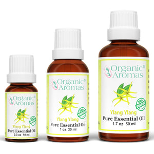 Ylang Ylang Essential Oil 100% Pure Organic