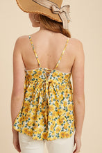 Load image into Gallery viewer, Floral Babydoll Cami