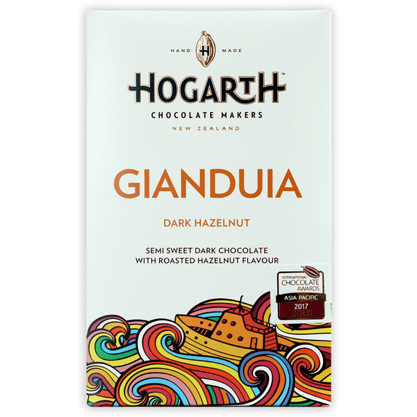 Hogarth Gianduia Dark Hazelnut