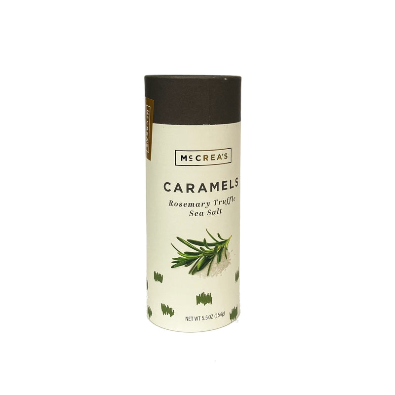 McCrea's Rosemary Truffle Tall Tube