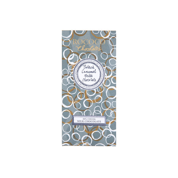 Rococo Salted Caramel Milk Chocolate 37