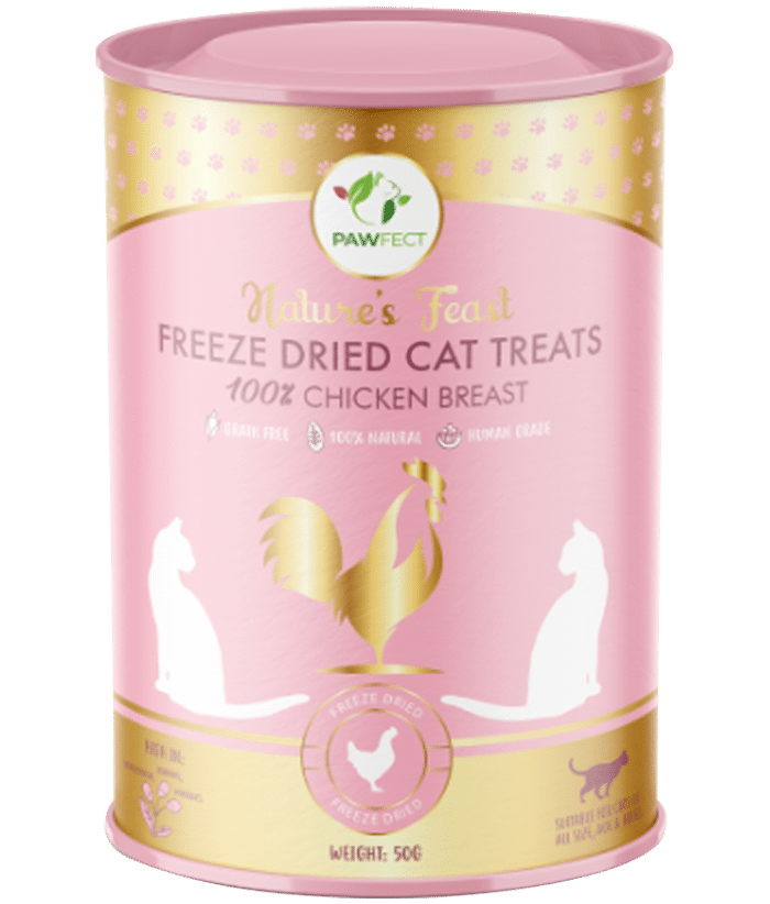 Finest Freeze - Dried Chicken Breast Treats