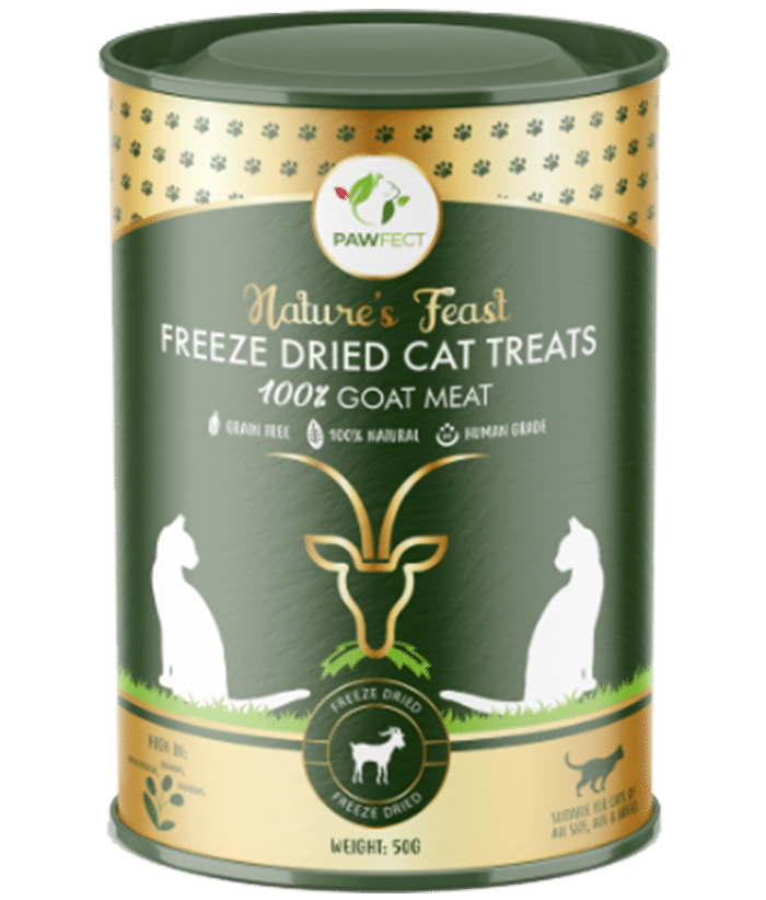 Finest Freeze-Dried Goat Meat Treats