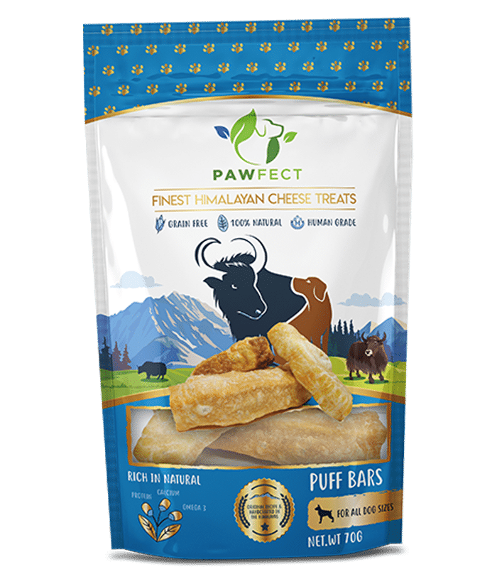Himalayan Cheese Puff Bars