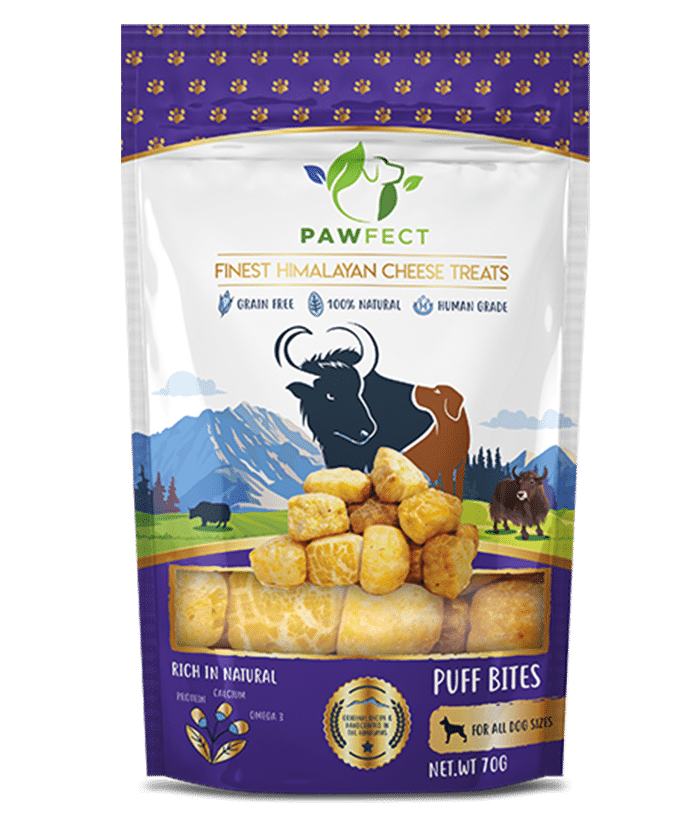 Himalayan Cheese Puff Bites