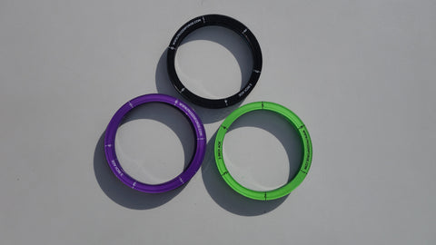 Thin 3' Aoe ring pack