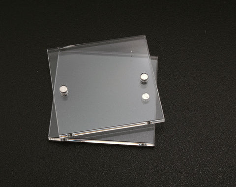 2x Storage lids for 1x1 Module