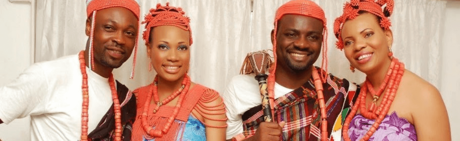IGBO AFRICAN CLOTHING