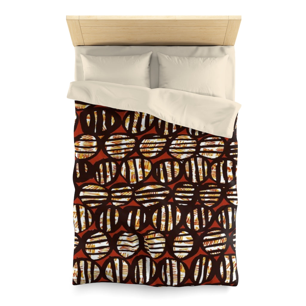 African Bedding Set DIJE - Twin