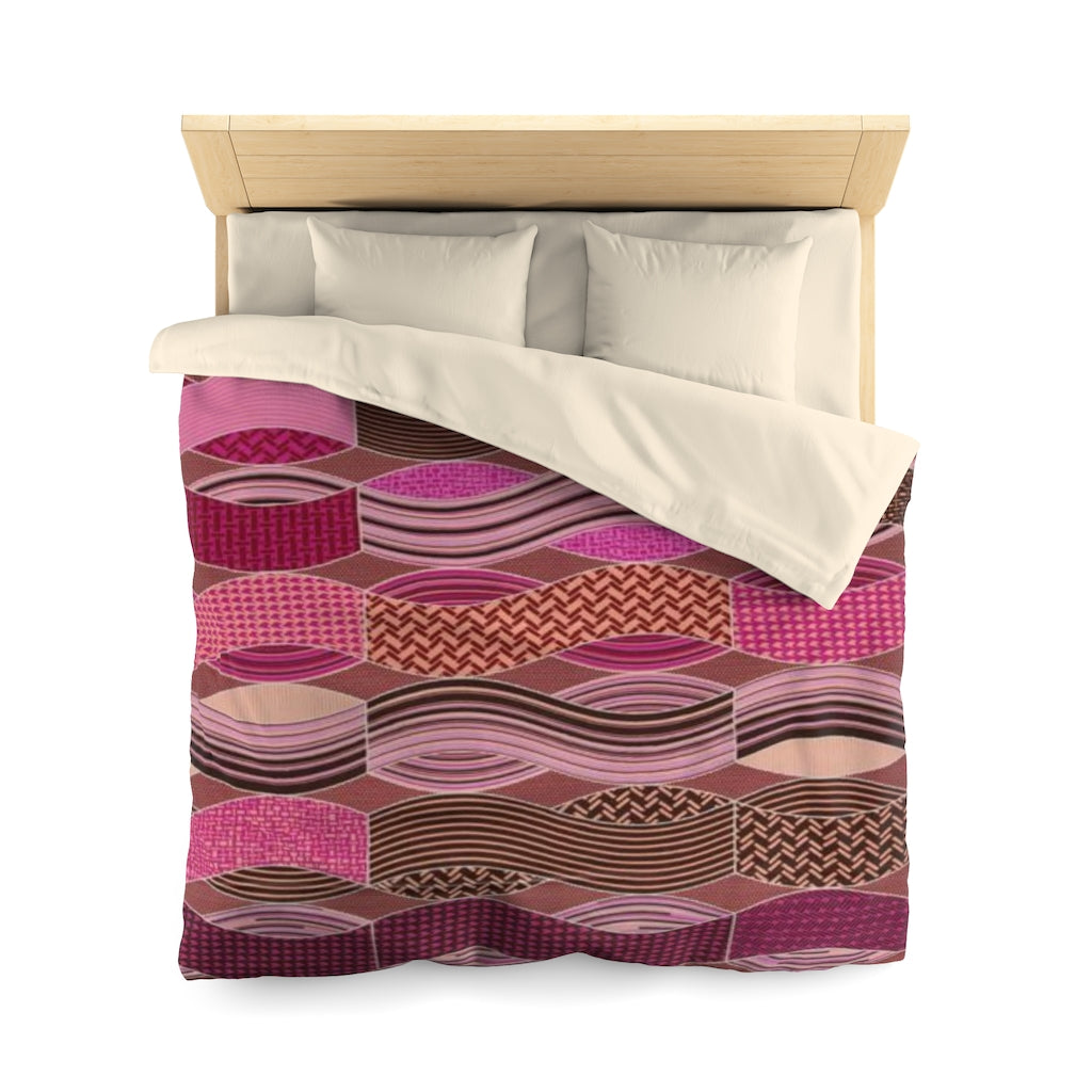 African Bedding Set ZULIA - Queen