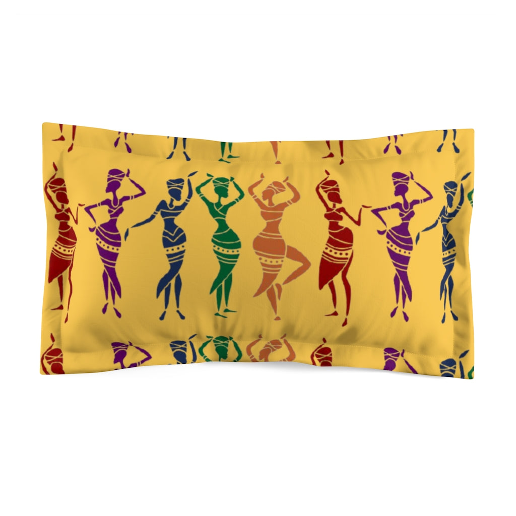 African Pillow Sham SOORE - King