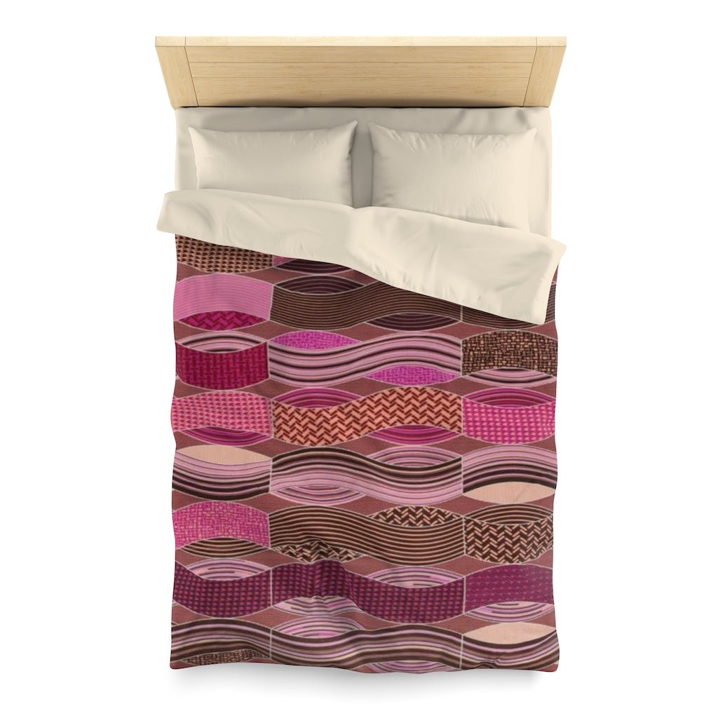 African Bedding Set ZULIA - Twin