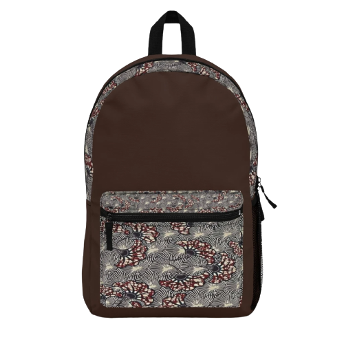 African-Backpack-KINTA-Front