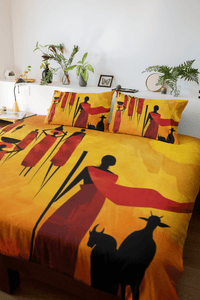 African Ethnic Bedding Set BUMI