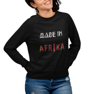 African Hoodie Shirt MADE IN AFRIKA