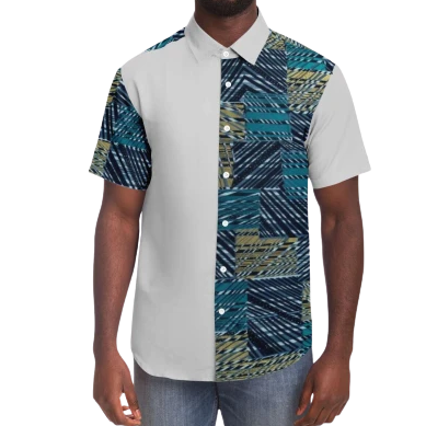 African-Shirt-ADO-Front-View