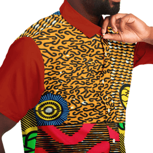 African-Shirt-KIMO-Closed-View