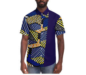 African Colorful Shirt ORE - Men