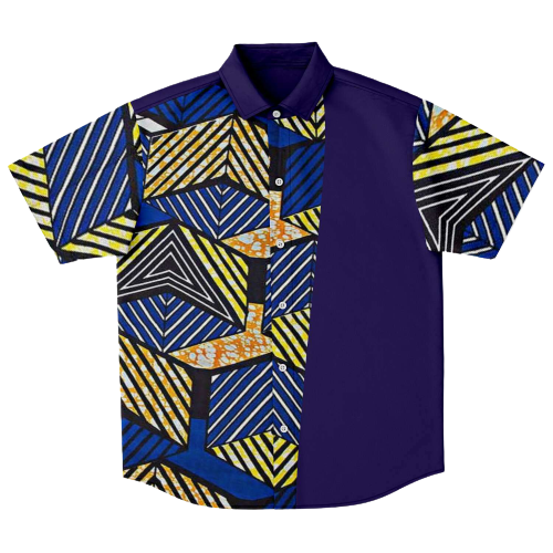 African Colorful Shirt ORE - AFRICAN NUBY