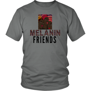 Melanin Friends Shirt INI