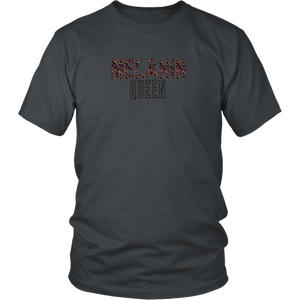 Melanin Queen Shirt FADE - Grey