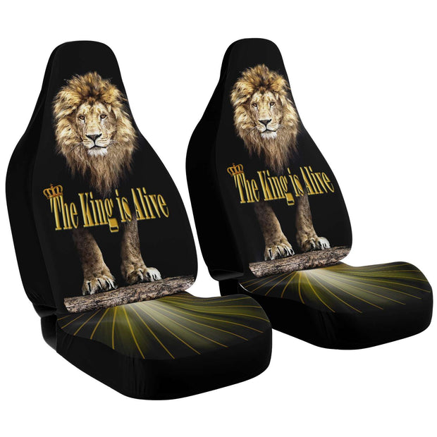 The King Car Seat Cover