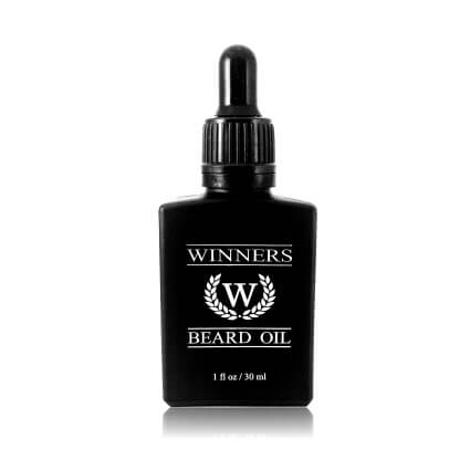 Winners Elite Beard Oil with Caffeine