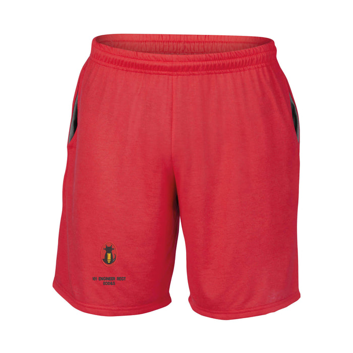 101 Engineer Regiment EOD&S Performance Shorts