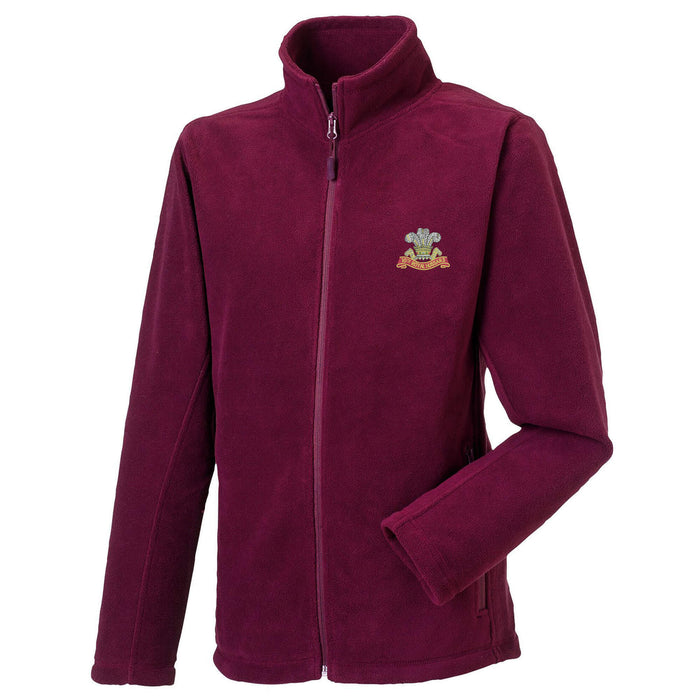 10th Royal Hussars Fleece