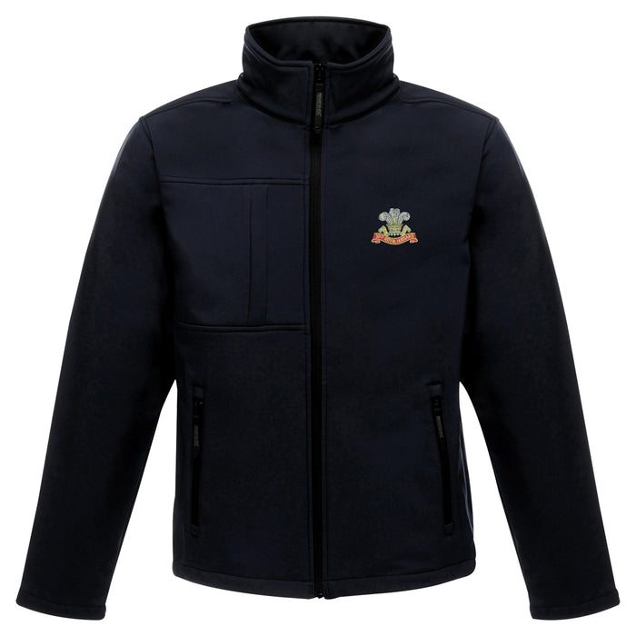 10th Royal Hussars Softshell Jacket