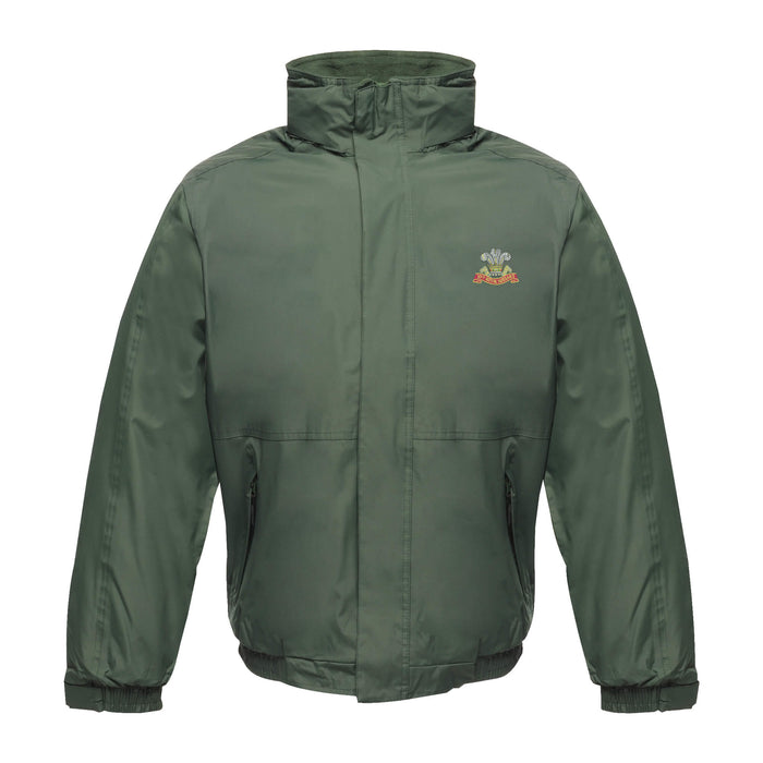 10th Royal Hussars Waterproof Jacket