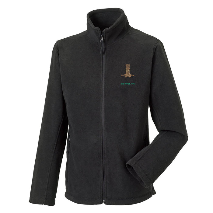 11th Hussars Fleece
