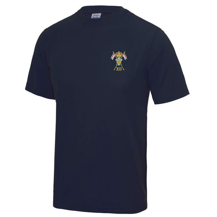 12th Royal Lancers Sports T-Shirt