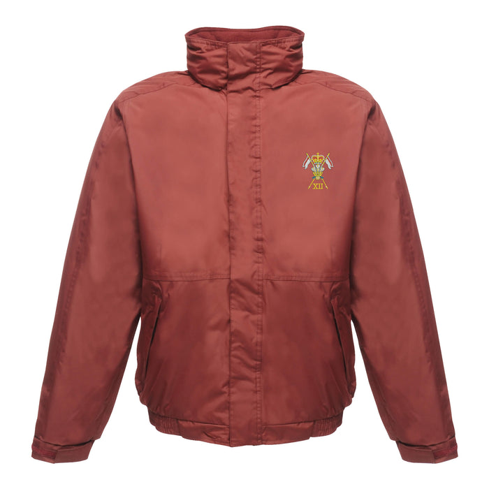 12th Royal Lancers Waterproof Jacket