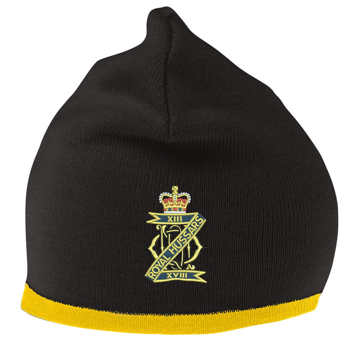 13th/18th Royal Hussars Beanie Hat