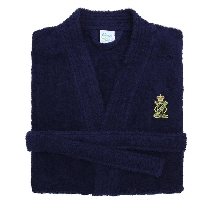 13th/18th Royal Hussars Dressing Gown