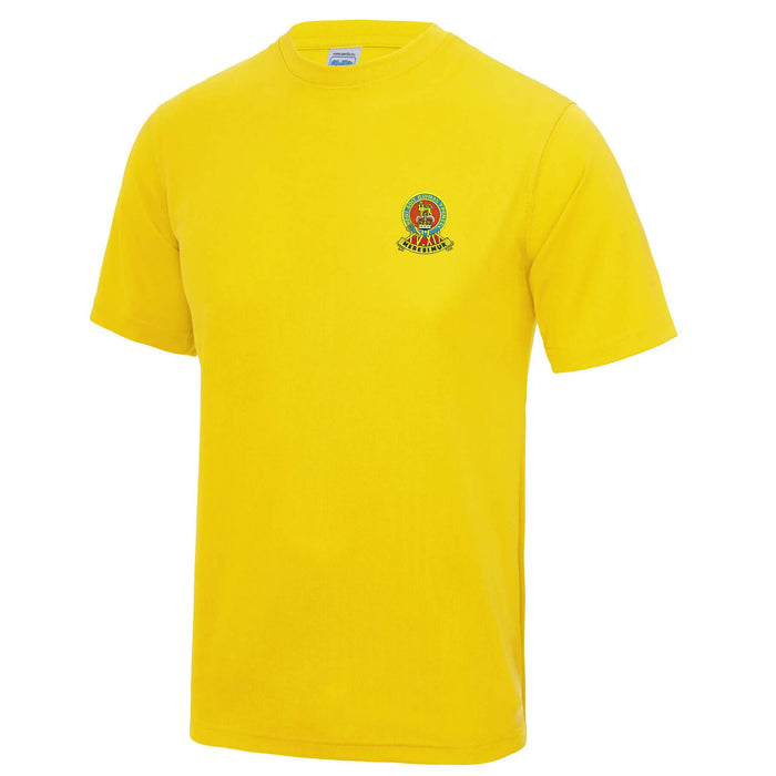 15th/19th Kings Royal Hussars Sports T-Shirt