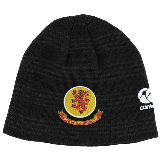 15th Scottish Infantry Division Canterbury Beanie Hat