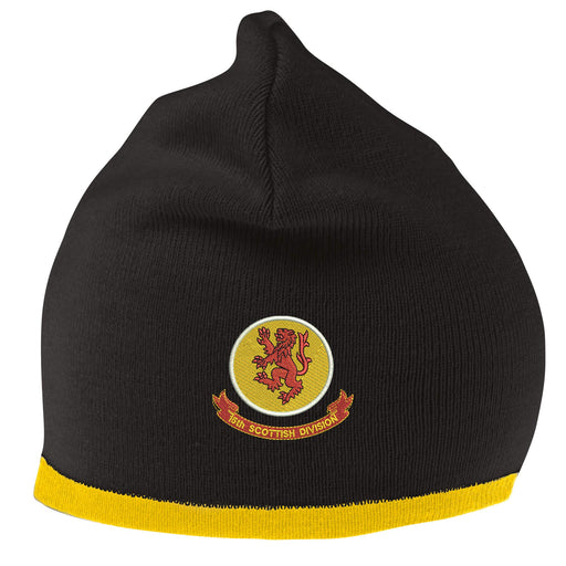 15th Scottish Infantry Division Beanie Hat