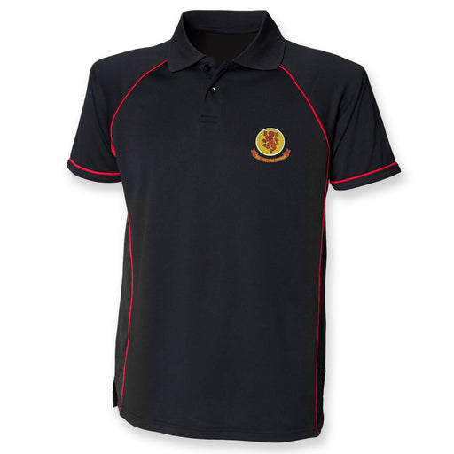 15th Scottish Infantry Division Performance Polo