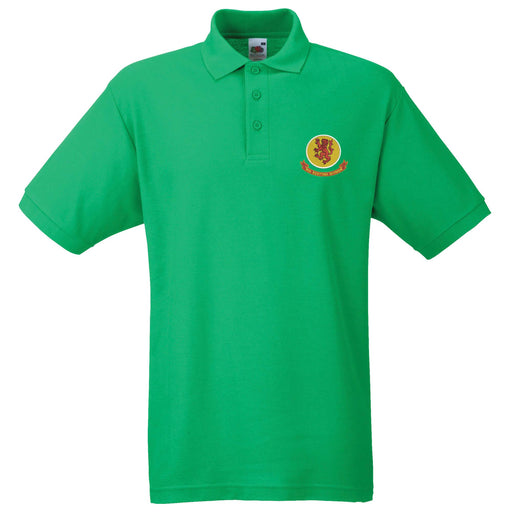 15th Scottish Infantry Division Polo Shirt